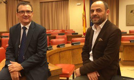 Los diputados murcianos de Cs se integrarán en la subcomisión de Agua del Congreso de los Diputados