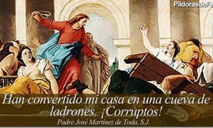 Ladrones, venid a adorar al niño