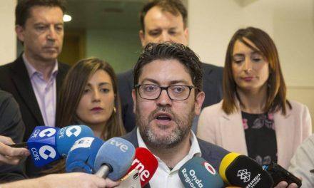 Ciudadanos lamenta que la dimisión de Roque Ortiz responda más a una lucha interna en el PP que a una voluntad clara de regeneración de la vida política