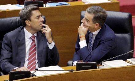 Juicio a los hombres de Camps: la nueva vida 'legal' de Ricardo Costa y Vicente Rambla