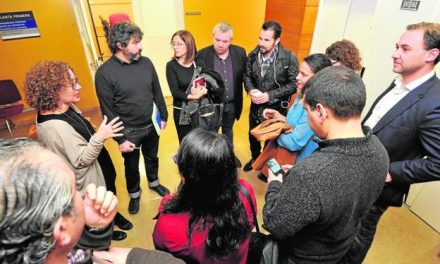 Mensaje de López Miras a Roque Ortiz y a Ballesta: «Ya estaría fuera de mi Gobierno»