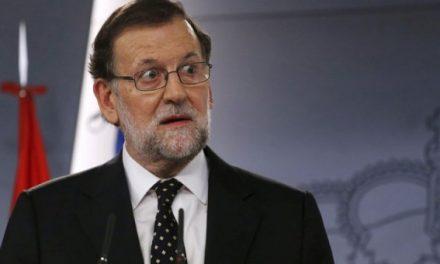Rajoy se niega a salir de Babia