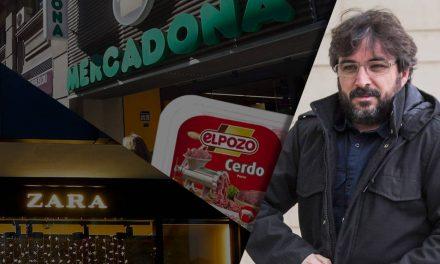 Mercadona, Inditex, El Pozo… La obsesión de Jordi Évole con las grandes empresas