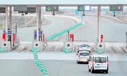 El Ministerio rescata la ruinosa autopista de peaje Cartagena-Vera