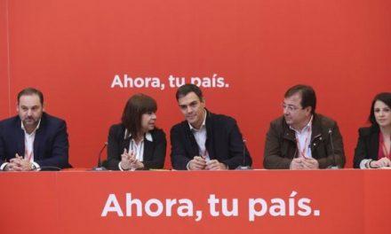 El PSOE quiere cerrar ya el calendario de primarias para tener cuanto antes los candidatos