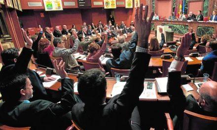 Pacto político para una ley integral del Mar Menor tras blindarse la de Medidas Urgentes