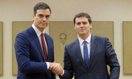 Una nueva ley electoral, la baza que esconde Pedro Sánchez para gobernar con Ciudadanos