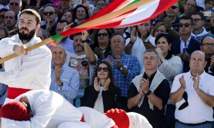 """¡Falangista, talibán!"", el Gobierno vasco se une al PNV en su guerra contra Rivera"