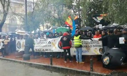 La Asociación de Justicia Salarial en los cuerpos de Policía protesta por el preacuerdo de equiparación