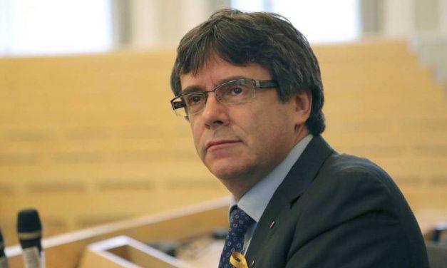 Italia decidirá si extradita a Puigdemont tras detenerlo al llegar a Cerdeña