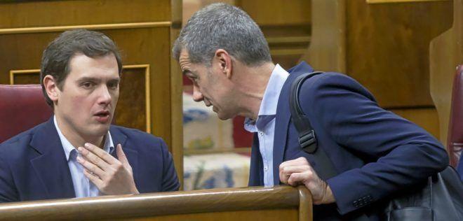Albert Rivera elige a Toni Cantó candidato de Ciudadanos a la Generalitat Valenciana