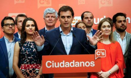 Rivera 'ficha' a otro socialista para Ciudadanos