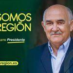 """DECLARACIONES DE ALBERTO GARRE, PRESIDENTE DE LA ALTERNATIVA """"SOMOS REGIÓN"""""""