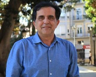 José Antonio Serrano, nuevo secretario general del PSOE en Murcia