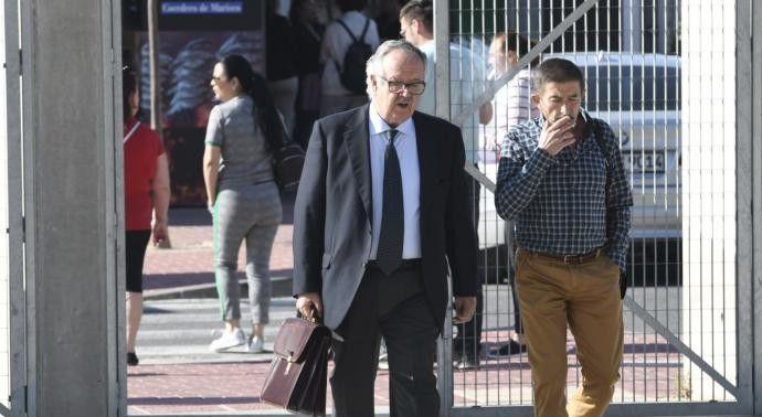 """Ginés Navarro dijo a Cámara que había """"cosas raras"""" en el protocolo de Nueva Condomina"""