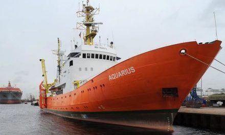 Así cuenta la prensa internacional la llegada del Aquarius a España (y así lo cuenta ABC)