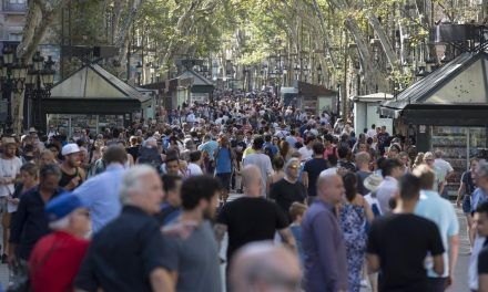 """Barcelona, """"ciudad de espías"""" por el 'procés', según el 'Financial Times'"""