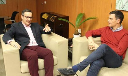 Diego Conesa será el nuevo delegado del Gobierno en la Región