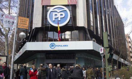 El PP impugna la sentencia de la Gürtel y niega haberse lucrado