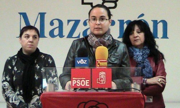 COMUNICADO PSOE MAZARRON