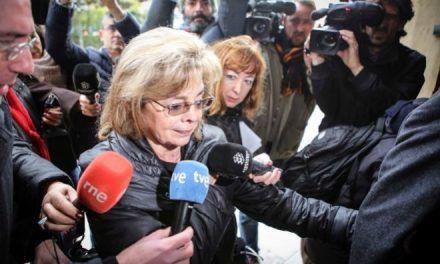 Hallan muerta María José Alcón, la ex concejala que confesó por teléfono el blanqueo del PP de Valencia