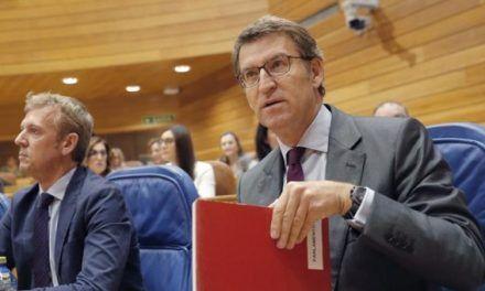 Bronca en el Parlamento de Galicia: el presidente se escuda en un informe jurídico 'fantasma' para impedir hablar de la Gürtel