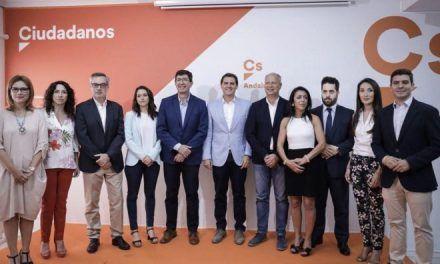 """Volantazo de Cs en Andalucía, que se propone ahora """"echar"""" al PSOE de la Junta"""