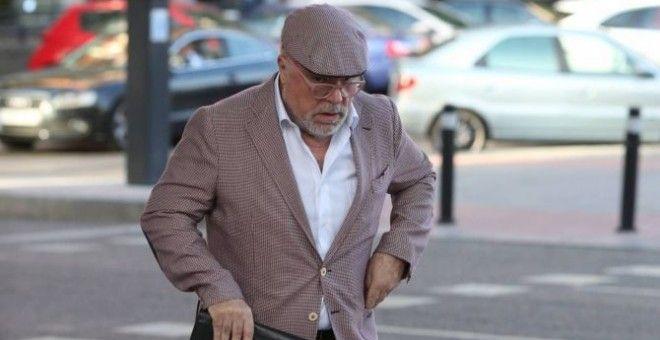 Detenido el comisario Enrique García Castaño por su presunta vinculación con Villarejo