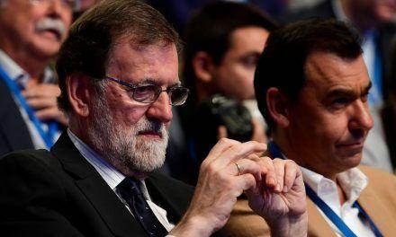 Rajoy está triste
