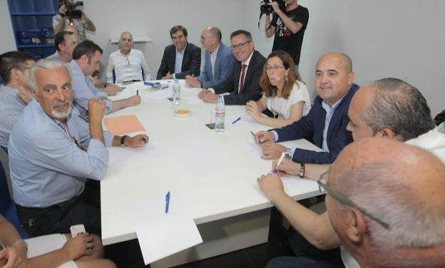 El trazado definitivo del AVE a Cartagena se anunciará en septiembre