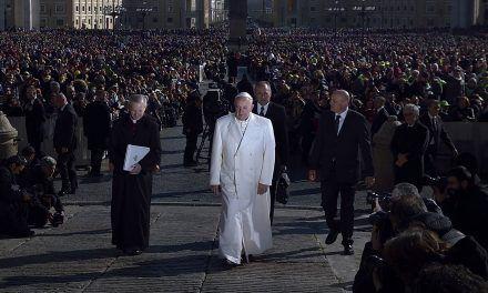 La hora del papa Francisco