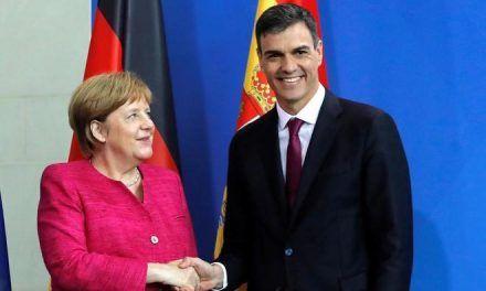 Angela Merkel, tras el acuerdo con Pedro Sánchez: «He logrado más de lo que yo esperaba»