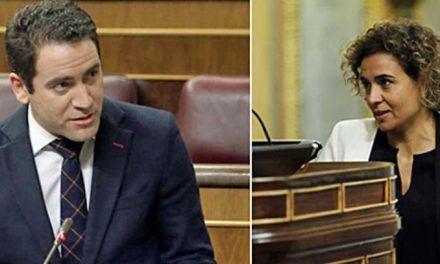 Casado nombra a Teodoro García nuevo secretario general del PP y a Dolors Montserrat, portavoz en el Congreso