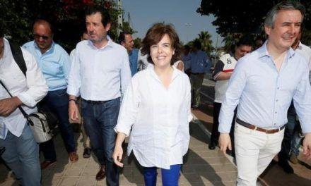 Sáenz de Santamaría: «Sánchez quiere convertir TVE en la nueva 'Tuerka'»