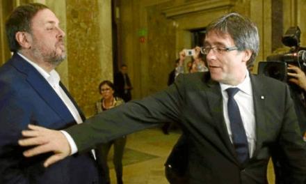 OPA de Puigdemont a Junqueras: ficha al líder de ERC en Tarragona