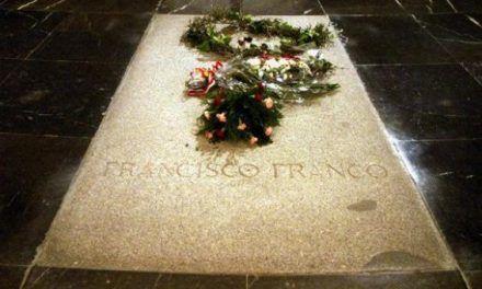 Franco tiene un panteón a su nombre en el cementerio de El Pardo