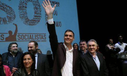 Pedro Sánchez suelta lastre por la izquierda