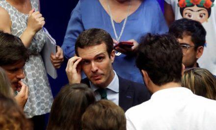 «Irresponsable», «pirómano»: críticas a Pablo Casado por lo que ha dicho sobre el 155
