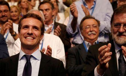 La condena de la Gürtel, la caída de Rajoy y los másters de Cifuentes y Casado: el año negro del PP