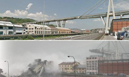 Decenas de muertos y heridos y 10 desaparecidos en el derrumbe de un viaducto en Génova