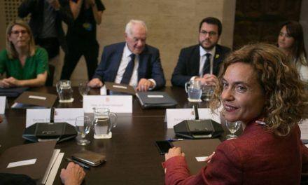 La Generalitat y el Gobierno constatan su profundo desacuerdo en la Comisión bilateral