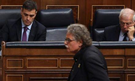 El Gobierno tiene ya mayoría suficiente con ERC para quitar al PP el veto en el Senado al techo de gasto