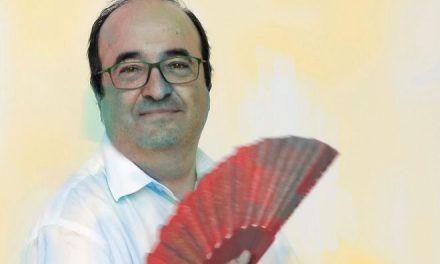 Miquel Iceta: «No puedo hablar de música con Sánchez, es un moderno»