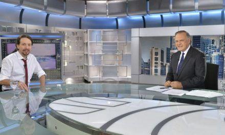 Pablo Iglesias reaparece públicamente dos meses después