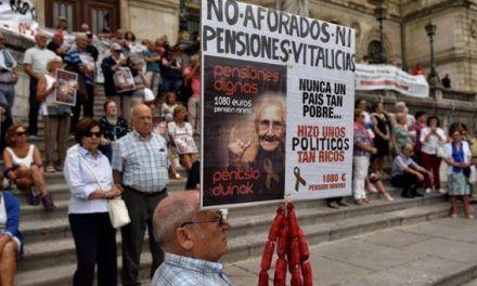 La marea pensionista medirá fuerzas en plena Aste Nagusia de Bilbao