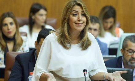Susana Díaz, una presidenta rica y famosa