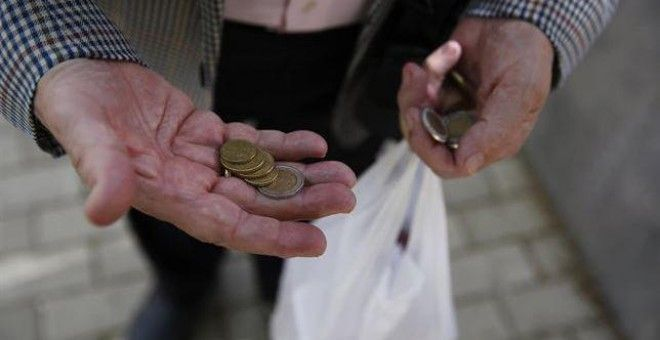 La recuperación olvida a las familias: las rentas crecen menos que el PIB