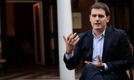 Ciudadanos no negociará con el Gobierno una subida de impuestos