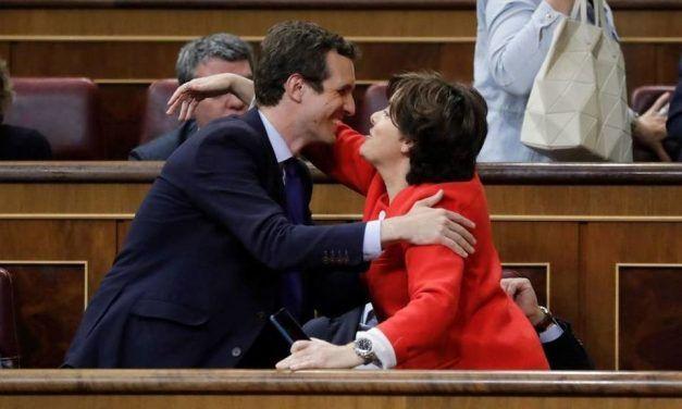 Santamaría esperará al desenlace del caso del máster de Casado para decidir su futuro