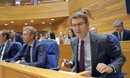El presidente de la Xunta, en el sumario de la 'Enredadera'